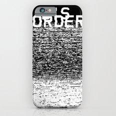 Dis-order (Inverted) Slim Case iPhone 6s