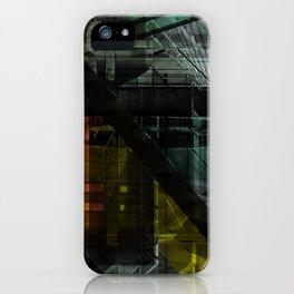 Deeper Heights 2 iPhone Case