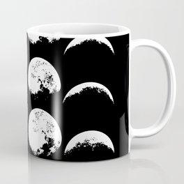 Moon Phases Magic. Coffee Mug