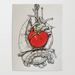 The Beat of The Tomato Poster