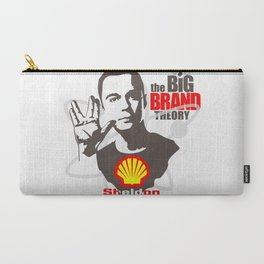 sheldon cooper: big bang theory art 1 Carry-All Pouch