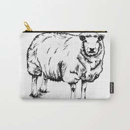 Sheep Sheep. Carry-All Pouch