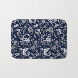 Blue Floral - 5 Bath Mat