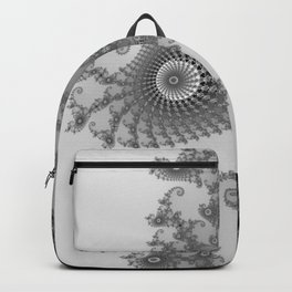 males mandelbrot abstract Backpack