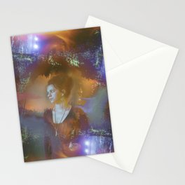 Hope in the Madness Stationery Cards