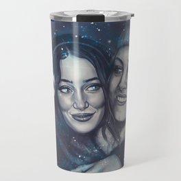 Winter Magic Travel Mug