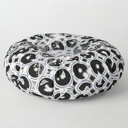 Fractal - Controlled Chaos Floor Pillow