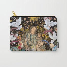 World Peace frequency love Carry-All Pouch