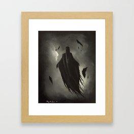 Dementors - HarryPotter | Painting Framed Art Print