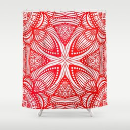 Martenitsa Shower Curtain