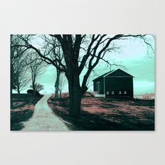 :: Road to Somewhere :: Canvas Print