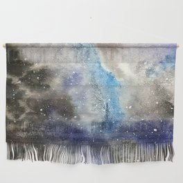 Space Exploration Wall Hanging