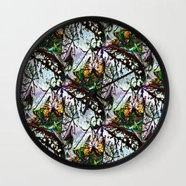 Wild and Wonderful Wall Clock