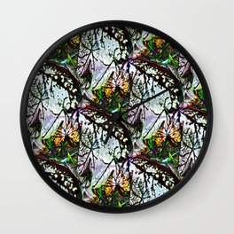 Wild and Wonderful Wall Clock