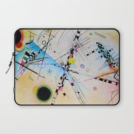 Kandinsky Reimagined Laptop Sleeve