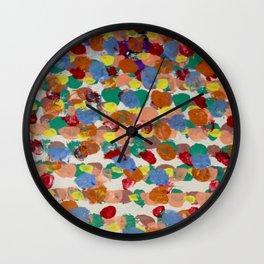 Stephanie Grade 6 Wall Clock