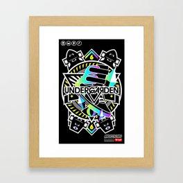 Undergarden Framed Art Print