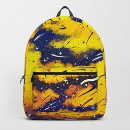Tiger Striped Sky Backpack