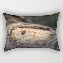His perfect world Rectangular Pillow