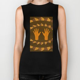 The ASL Marquetry - (ASL Marquetry Series) Biker Tank