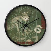 pixies Wall Clocks featuring Pixies - Doolittle by NICEALB