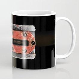Painted on Lipstick Coffee Mug