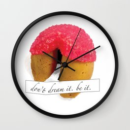 Rocky Horror Picture Show Don't Dream it, be it Wall Clock