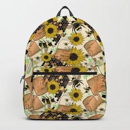 Sweet Honey Bees Backpack