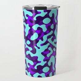 Mistery camouflage Travel Mug
