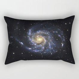Spiral Galaxy M101 Rectangular Pillow