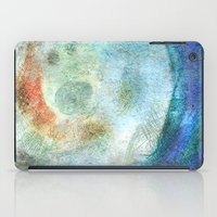 saturn iPad Cases featuring Saturn by Fernando Vieira