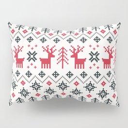HOLIDAY SWEATER PATTERN Pillow Sham