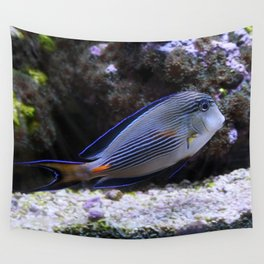 Sea World Colorful Fish Wall Tapestry