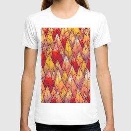 The fiery woodland  T-shirt