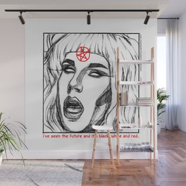 k a t y a Wall Mural