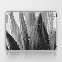 Amazing Agave - Black and White Laptop & iPad Skin