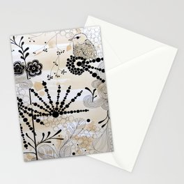 catching the breeze Stationery Cards