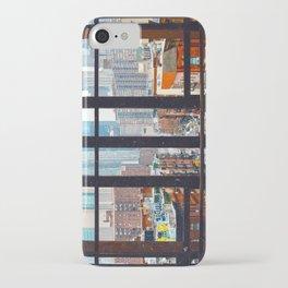 New York City Window iPhone Case