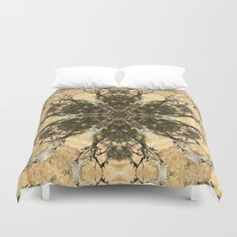 Ch'in Pacha Duvet Cover