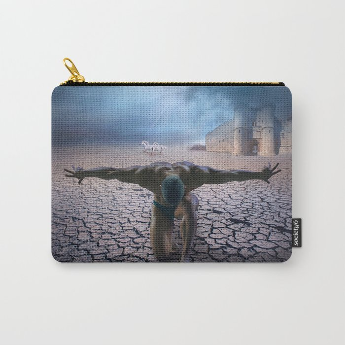 the slave  Carry-All Pouch