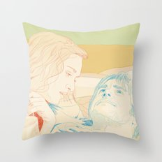 Eternal Sunshine of the Spotless Mind Throw Pillow