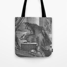 There, There, my Pet... Tote Bag