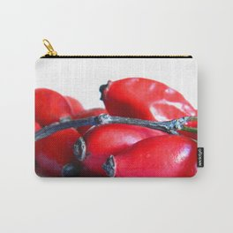 Rose Hip Berries Carry-All Pouch