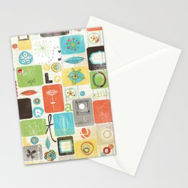 doodle fun Stationery Cards