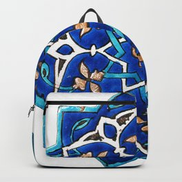 Oriental Design Backpack