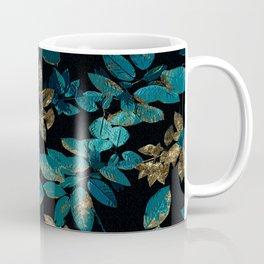 Seamless Blossom Pattern Coffee Mug