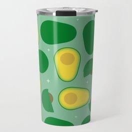 Avocado Time! Travel Mug