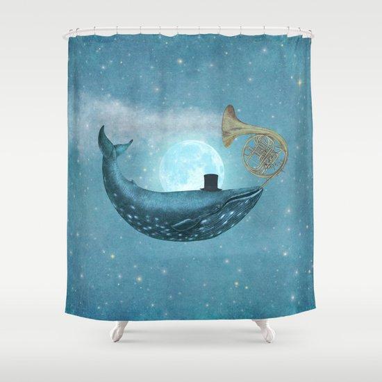 Cloud Maker  Shower Curtain