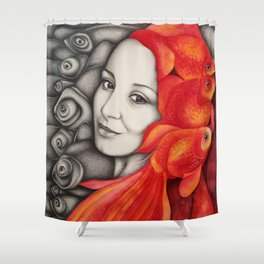 The Acolytes Shower Curtain