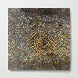 Full-Priced Metalwork Philosophy Metal Print